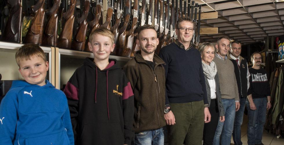 Team Waffen Wildi Zofingen, Aargau - Jadgwaffen, Sportwaffen, Munition & Zubehör