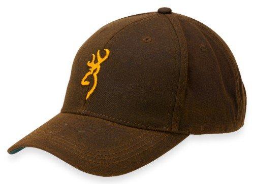 Browning Cap Dura Wax braun