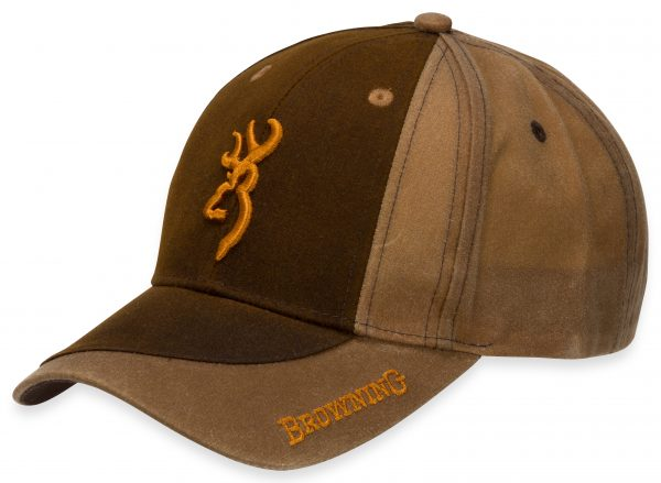 Browning Cap Two-Tone-Wax