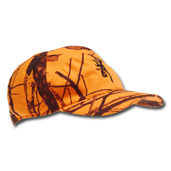 Browning Cap XPO Pro Blaze-Orange Camo