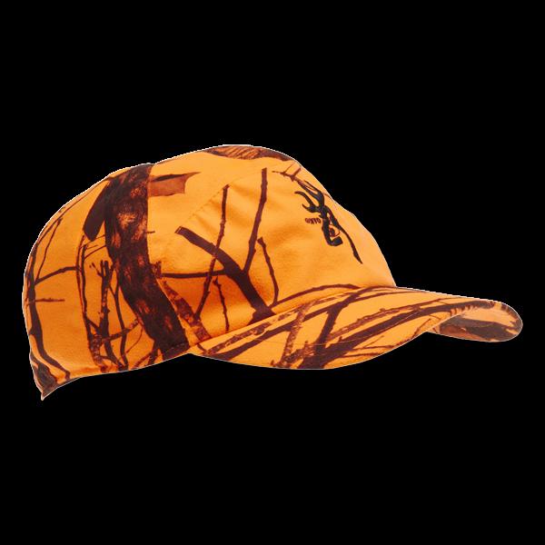 Browning Cap XPO Pro Blaze-Orange Camo