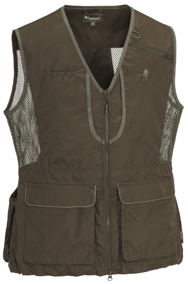 3184-244-01_Pinewood-Womens-Vest-Dog-Sports-2-0_Suede-Brown-Dark-Olive (1722)