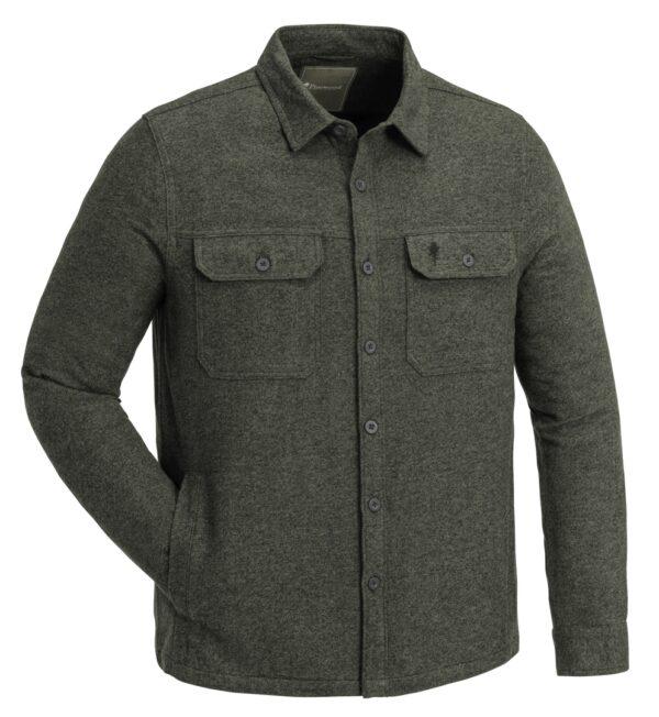 5005-142-01_pinewood-varnamo-overshirt-mens_dark-green-melange
