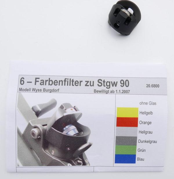 6farben Filter PE90