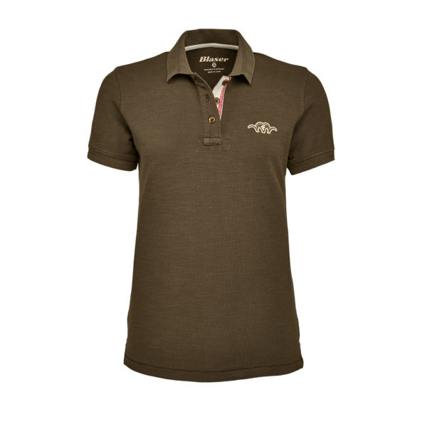 Blaser Polo Shirt Damen Ram