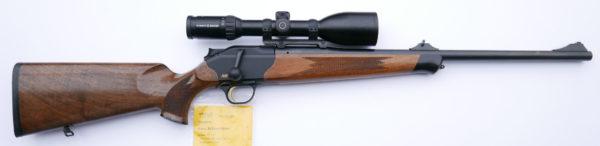 Blaser R8 Holz Black Edition