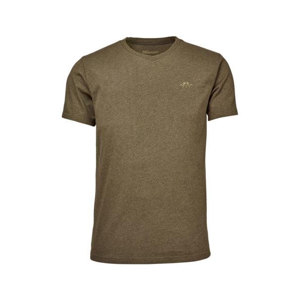 Blaser T-Shirt Herren oliv