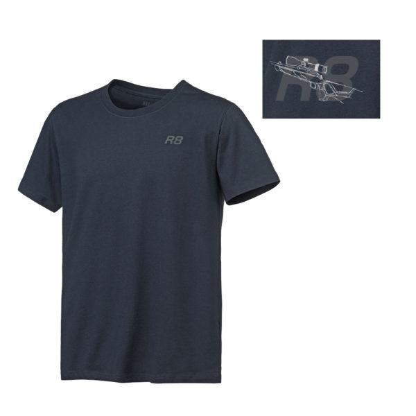 Blaser T-Shirt R8 marine