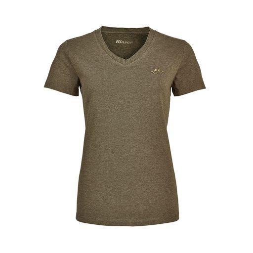 Blaser V-T-Shirt Damen