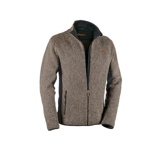 Blaser Woll Fleece Jacke