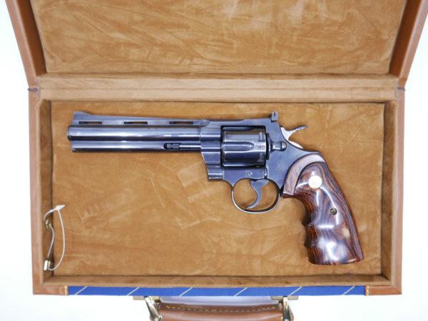 Colt Python 6