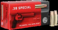 Geco Munition 38 spez VM