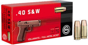Geco Munition 40 S&W