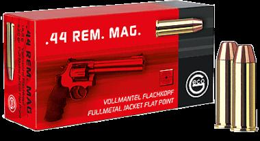 Geco Munition 44 Mag