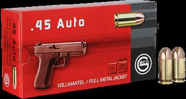Geco Munition 45 ACP