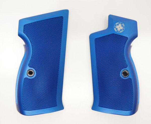 Griffschale P210 blau