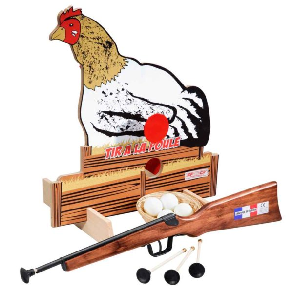 Hühnerjagd