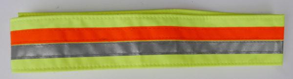 Hutband gelb