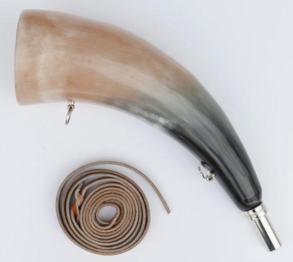 Jagdhorn aus Kuhhorn