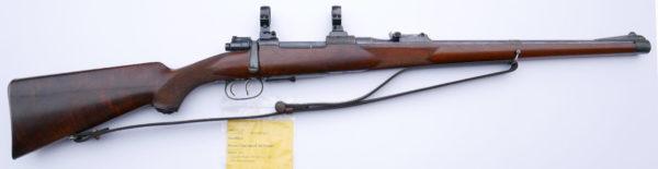 Mauser 98 Stutzen