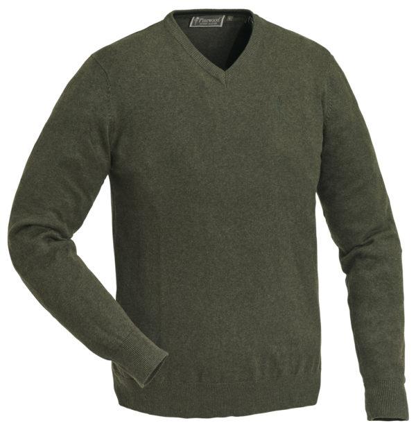 Pinewood Finnveden Pullover grün