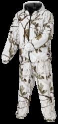 Pinewood Tarnanzug Camouflage weiss