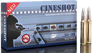 RWS Munition Cineshot 30-06