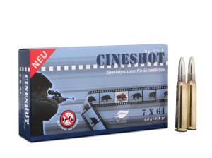 RWS Munition Cineshot 7x64