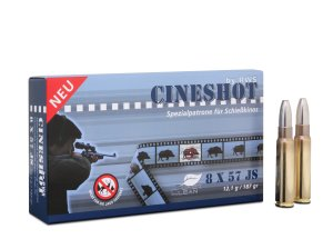RWS Munition Cineshot 8x57IS