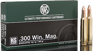 RWS Munition Kal. 300 Win Mag KS