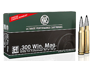 RWS Munition Kal. 300 Win Mag Speed Tip Pro