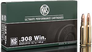 RWS Munition Kal. 308 Win KS