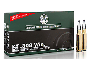 RWS Munition Kal. 308 Win Speed Tip Pro