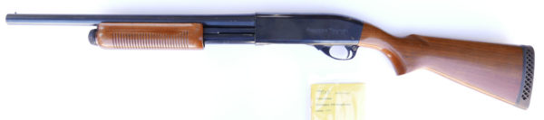 Remington Pump Action