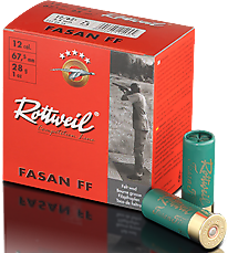 Rottweil Fasan 12-70 Verpackung
