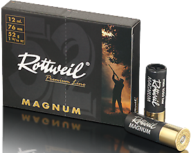 Rottweil Magnum 12-76 Verpackung