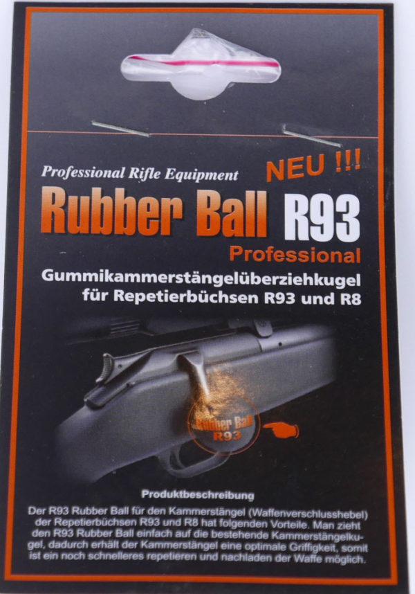 Rubber Ball R93