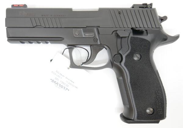 SIG Sauer P226 Skeletton schwarz