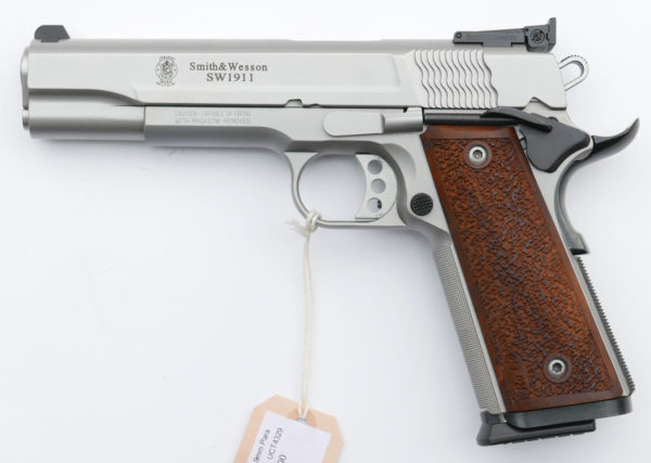 S&W Pistole
