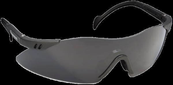 Schiessbrille schwarz