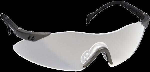 Schiessbrille weiss