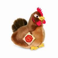 Stofftier Huhn