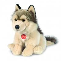 Stofftier Wolf