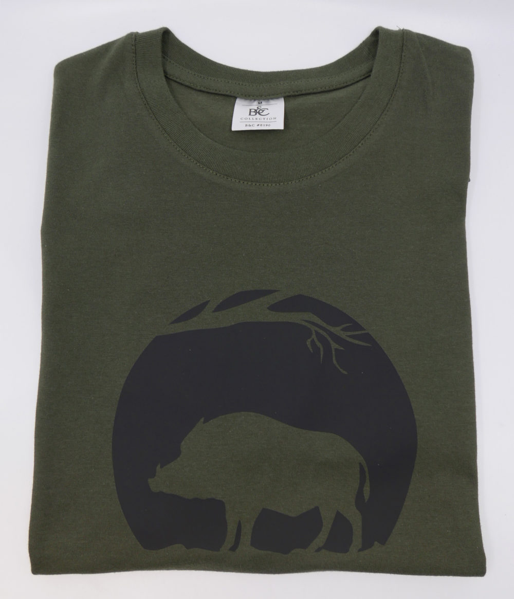 Jagd T Shirt Wildschwein
