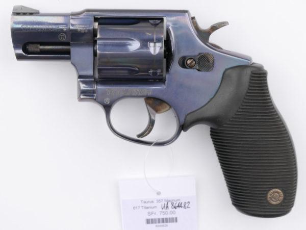 Taurus 617