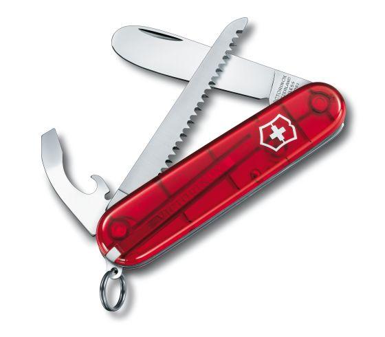 Victorinox Kindermesser rot