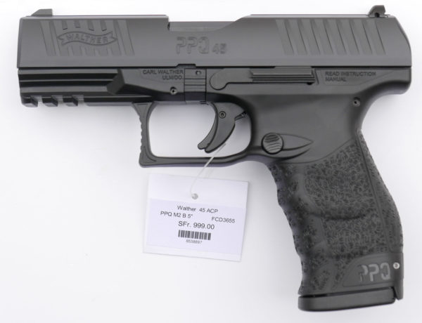 Walther PPQ 45