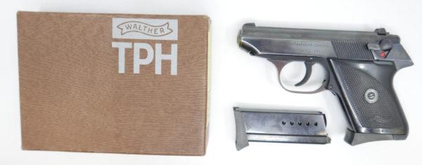 Walther TPH mit Reservemagazin