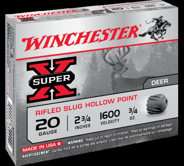 Winchester Slug 2070 HP